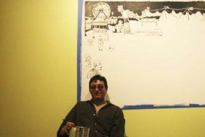 Albert Alvarez, Sketchbook