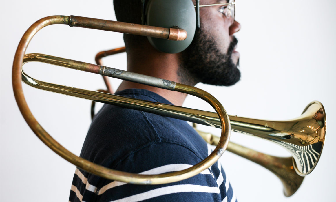 "Steve Parker: ""War Tuba Recital"""
